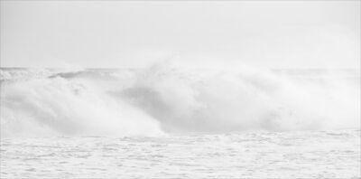 Bob Tabor, 'Seascape White', 2014
