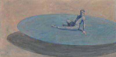 Robert Indermaur, 'Spotlight (Blau)', 2014