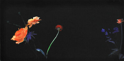 Shirley Irons, 'Still Life 2 (Extended Zinnias)', 2014