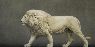 Gary Stinton, 'White Lion'