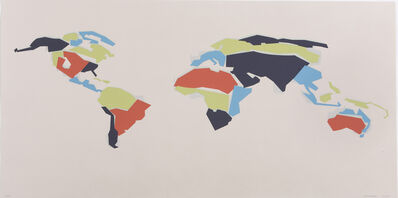 Suzanne Caporael, 'Arbitrary World', 2007
