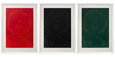 Lyle Ashton Harris, 'Untitled (Triptych) ', 2014