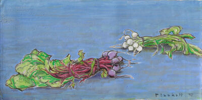 Joseph Plaskett, 'Turnips and Beets II', 2007