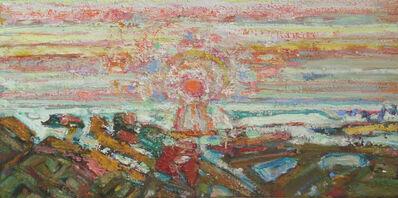 Bernard Chaet, 'Orange A.M.', 2001