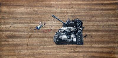 Pete Hawkins, 'War Games', 2011