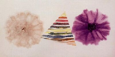 James Rosenquist, 'Pyramid Between Two Dry Lakes', 1976