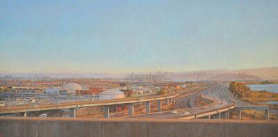 Willard Dixon, 'View From the Freeway', 2015