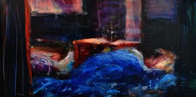 Omar Najjar, 'Cold Night', 2018