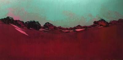 María José Concha, 'Geografía del color-amanecer', 2016