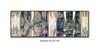 Michael Kessler, 'ASPEN BLUE (3)', ca. 2015
