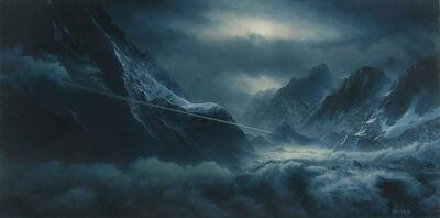 Huseyin Yildiz, 'Prometheus Descending', 2014
