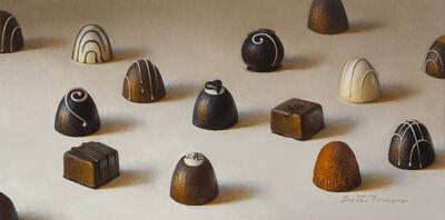 Scott Fraser, 'Fifteen Chocolates', 2018