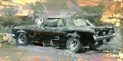 Donald Yatomi, 'Black Mustang', 2018