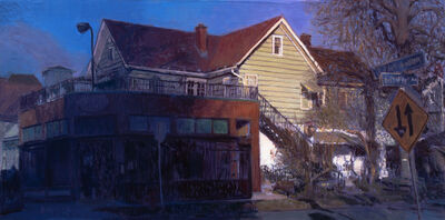 Raymond Bonilla, 'Pennsylvania Ave', 2020