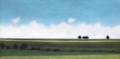 Christie Scheele, 'Horizon with Rising Clouds', 2021