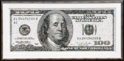 Robert Silvers, '100 Dollar Bill', 2003