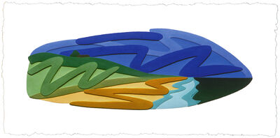 Tom Wesselmann, 'Seascape', 1998