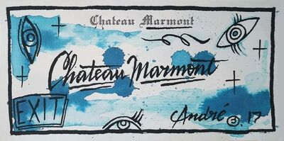 André Saraiva, 'Chateau Marmont bill', 2017