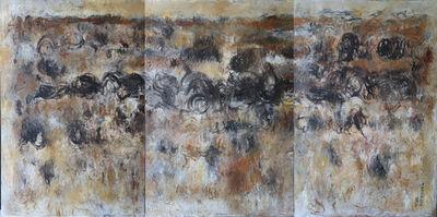 Taweesak Ujugatanond, 'Wind Field Abstract ', 2014