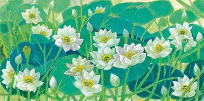 Lin Fengmian, 'Lotus'
