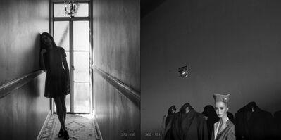 Adolfo Doring, '(235-151) Ana Corbi, Los Angeles: Film Studio, Los Angeles (POSTED 162 GRAMS)', 2016