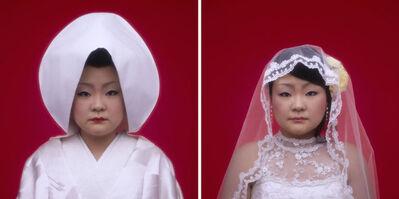 Tomoko Sawada, 'Bride (9 + 8)', 2007