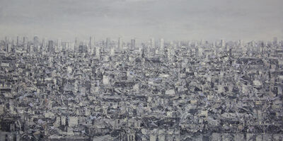 Wang Xiaoshuang, 'Paris No.3', 2017