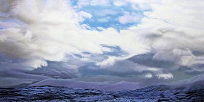 Joice M. Hall, 'Sky Blue'