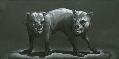 José García Cordero, 'Perro bipolar', 2005