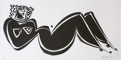 Hussein Madi, 'Woman', 2002