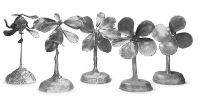 Jim Dine, 'The Metamorphosis of a Plant into a Fan', 1973