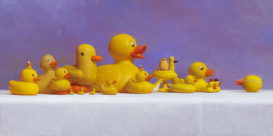 Samuel Hung, 'Duck Squad (Yellow)', 2019