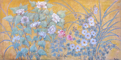 Max Kuehne, 'Floral Painting', ca. 1920–30s