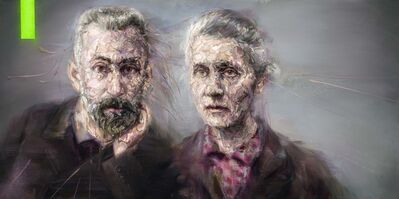 Mathieu Laca, 'Pierre and Marie Curie ', 2019