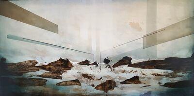 Joachim van der Vlugt, 'The Ascent II'