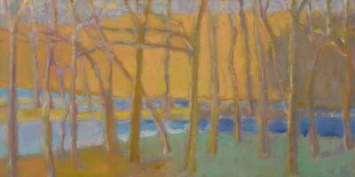 Wolf Kahn, 'River Mosaic', 1990