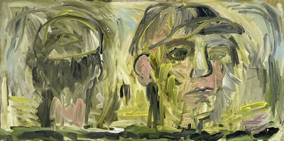 Charlie Cobb, 'Two Heads', ca. 2021