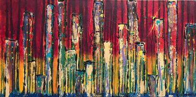 Ana Tatya Neri, 'Fire', 2016