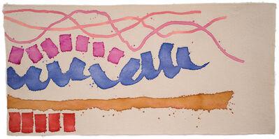 Giorgio Griffa, 'Untitled', 2008