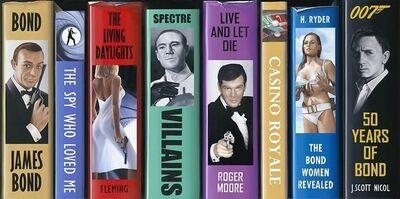 J. Scott Nicol, '50 Years of Bond'