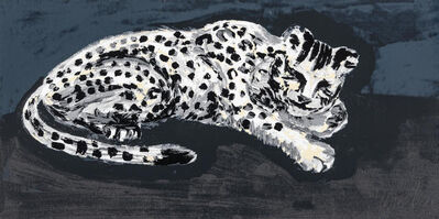 Yutaka Sone, 'Seems like snow leopard', 2016
