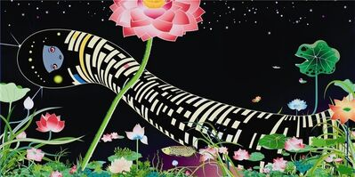 Chiho Aoshima, 'Building on Lotus Ponds', 2005