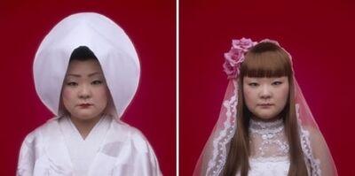 Tomoko Sawada, 'BRIDE (12 + 07)', 2007