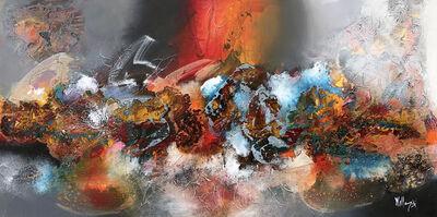 William Malucu, 'Powerful I', 2019