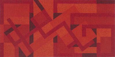 Claudio Tozzi, 'Território Vermelho', 2011