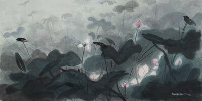 Minol Araki, 'Lotus Pond (MA-004)', 1991