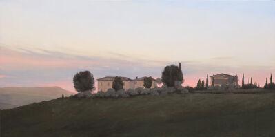 Judy Nimtz, 'Spring Sunset in Toscana', 2013
