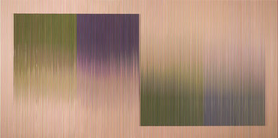 Carlos Cruz-Diez, 'Physichromie 2347', 1994