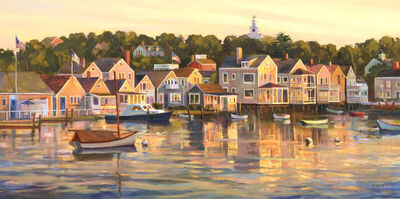 Leonard Mizerek, 'Nantucket Calm', ca. 2018