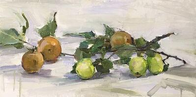 Beth Rundquist, 'Asian Pears', 2017